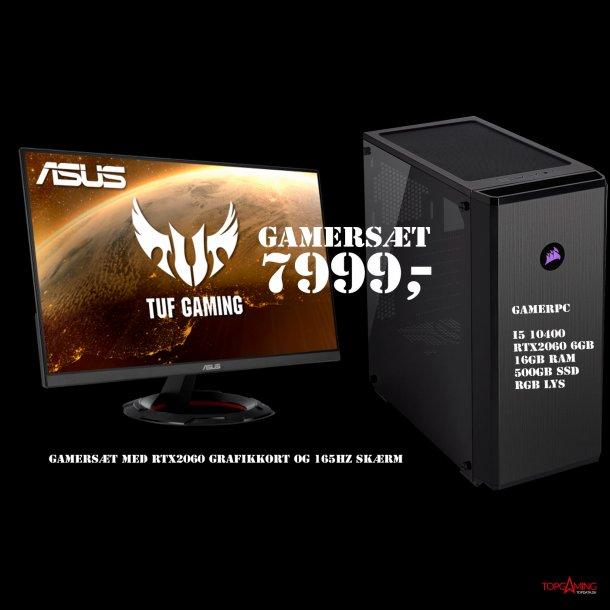 TOP-SAET,i5-10400F,16G-RAM,RTX2060-6G,500-SSD-NVMe-MED-24